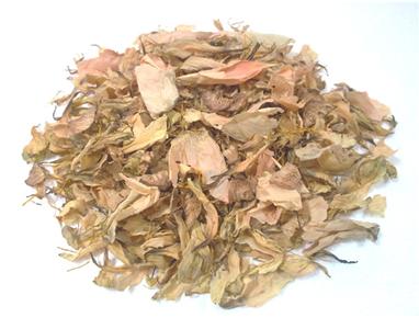 Buy White lotus dried flowers (Nelumbo nucifera) 100g.