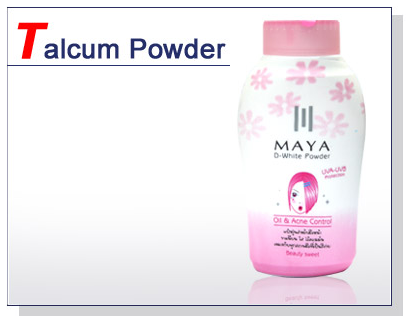 Buy Talcum Powder