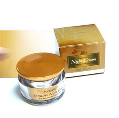 Puerarian Intensive Night Cream (Rejuvenile Facial Moisturizer)
