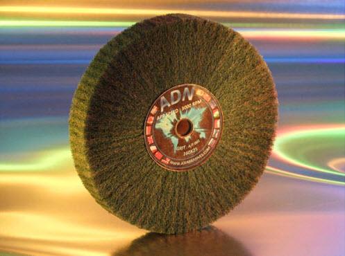Buy Af001 160mmx25mm grit fine polished wheel