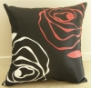 Buy Silk Cushion Cover In Print Pattern