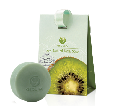 Buy GEDUNA Kiwi Natural Facial Soap