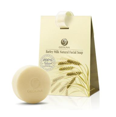 Buy GEDUNA Barley Natural Facial Soap