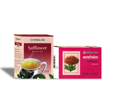Tea Safflower - Safflower Herb Tea