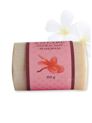 Buy 100% Natural Soap - Frangipani (100 g.)