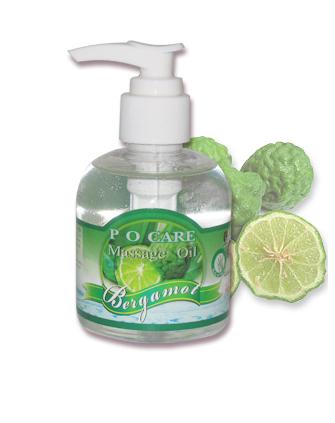 Buy Bergamot Massage Oil (150 ml.)