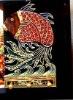 Buy Mango Wood Fish Wall Hanging