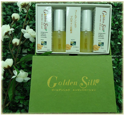 Buy Kinuko Golden Silk Miracle Water Mist