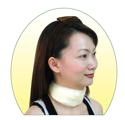 Buy Kinuko Golden Silk Neck Pad