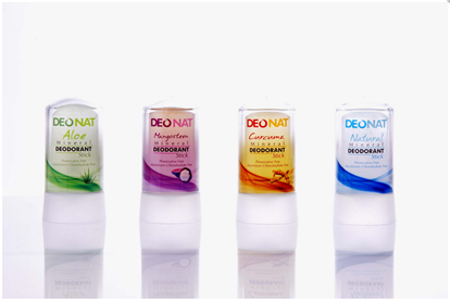DEONAT Herbal Mineral Deodorants
