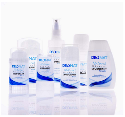 Buy DEONAT Natural Mineral Deodorants