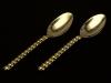 Buy Bronze Coffee Spoons 13 cm