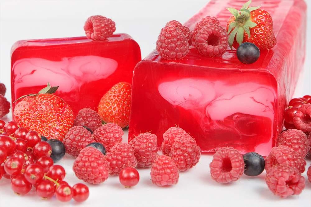 Buy Fruity Milky Natural Handmade Soap