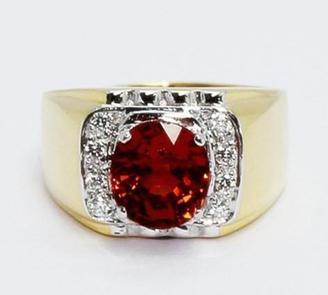 Buy Red Diamond Ring