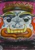 Buy Siam Giant original watercolor painting