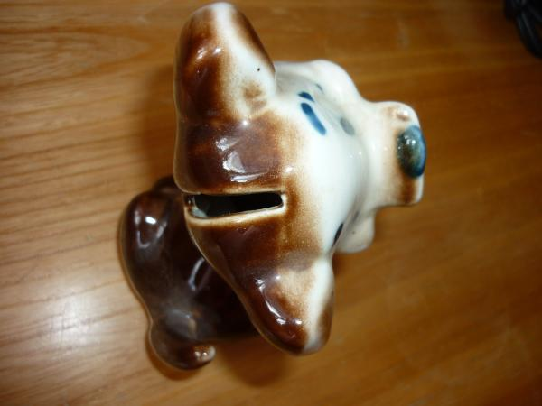 Buy Cute Little Dog Gang Ceramic Coin Bank