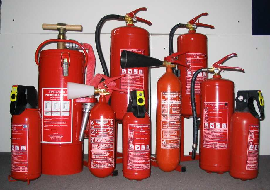 "Buy ""BADGER"" Fire Extinguisher"