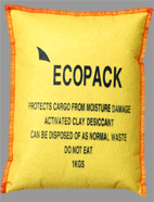 Buy Ecopack Clay Desiccant