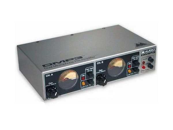 2-канальный студийный микрофонный предусилитель.  Производитель: M-AUDIO*Артикул: 4158*В продаже с.