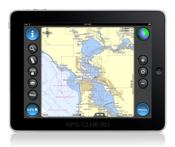 Buy PDA GPS Applications