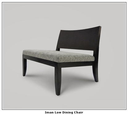 Buy Iman Low Dining Chair