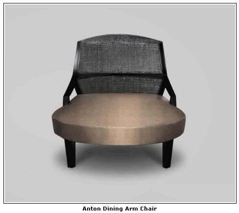 Buy Anton Dining Arm Chair