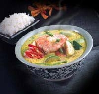 Buy Seafood Green Curry