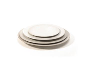 Dahlia Plate Set