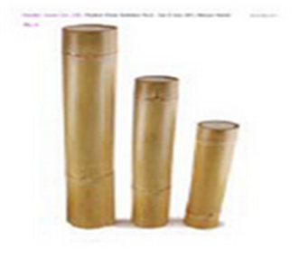 Buy Candle in Bamboo