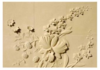 Buy Wall Decorative - Jum Jor Mai or Flower Bouquet