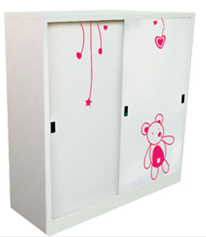 Buy SDW-12 / B, sliding wardrobe with this bear