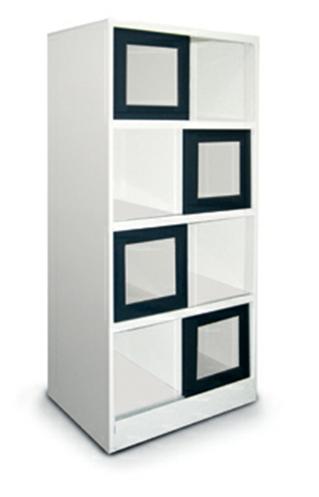 Buy LT-005 glass cabinet doors
