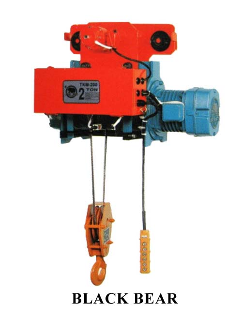 Buy Electric wire rope hoist