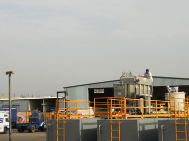 Buy Hydrotech Asia MBBR Wastewater Treatment Packaged Plants