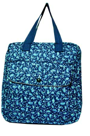 Buy Working Day Fabric Bag