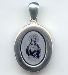 Buy Jesus icon pendant