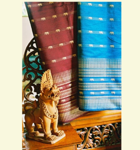 Buy Thai traditional fabric