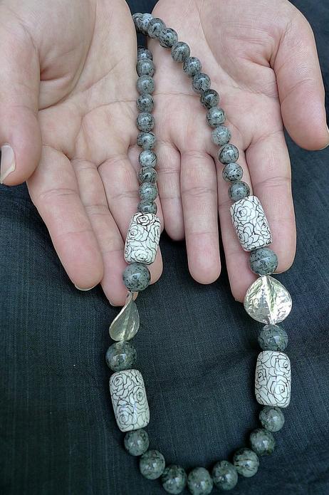 Buy Tourmalated Quartz Necklace