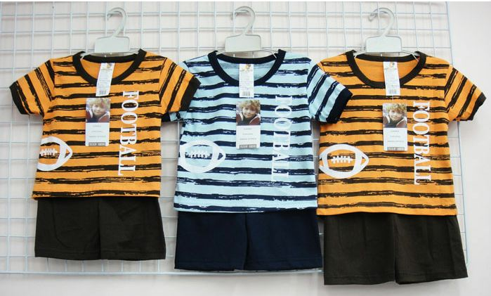Buy Short sleeve and short pant set for boy age 1-2 years