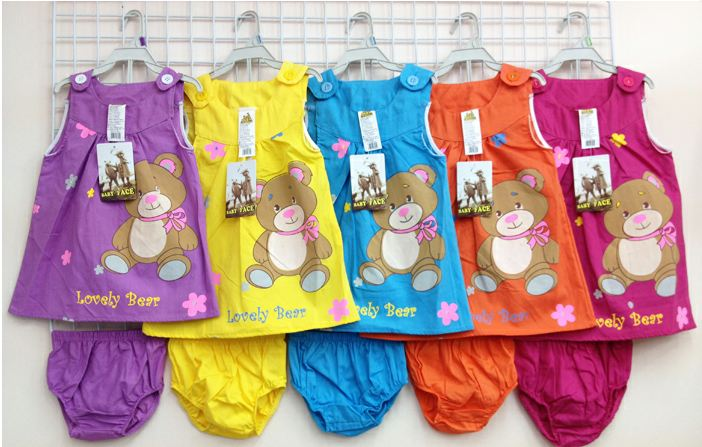 Buy Girl Dress with Panty For 12-24 months
