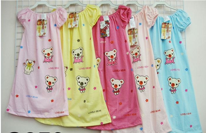 Buy Girl Pajamas For 2-6 years