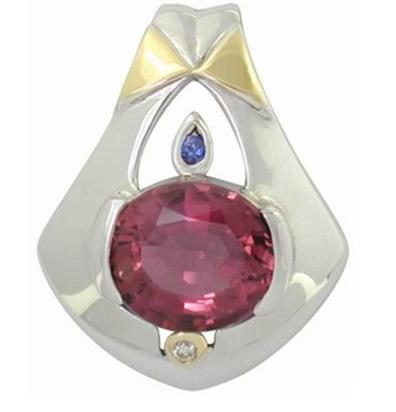 Buy Pink Turmaline pendant