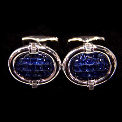 Buy 18K Gold Cufflinks