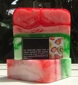 Buy Handmade Strawberry&Kiwi Soap Bar