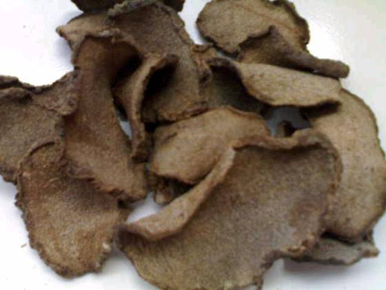 Buy Dried Konjac root for raw material