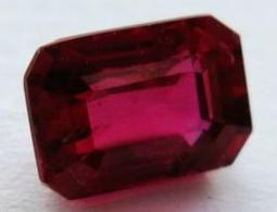 Buy Octagon Ruby