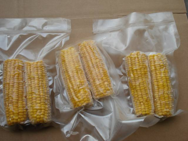 Buy Frozen Sweet Corn (IQF)