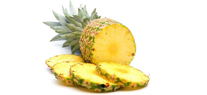 Food Ingredients from pineapple