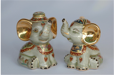 Buy Salt & Pepper Shaker ( Elephant ) SE08+09