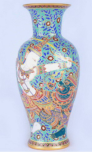 Buy Vase DV10512+H